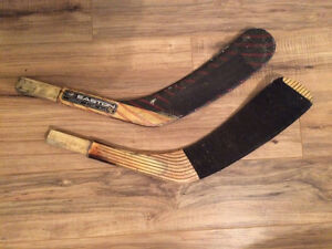 Hockey stick replacement blades (left) Cornwall Ontario image 2