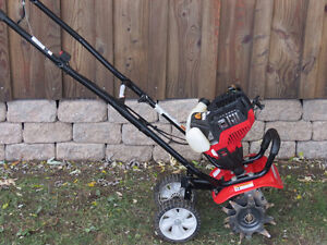 Troy-Bilt 4 Cycle Rototiller /Cultivator Gas Powered Roto Tiller