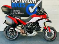 Ducati Multistrada DESMO SERVICE COMPLETED ! LOW MILES ! LUGGAGE