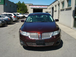 2009 LINCOLN MKS 4DR SEDAN SUMMER WARRANTY SPECIAL