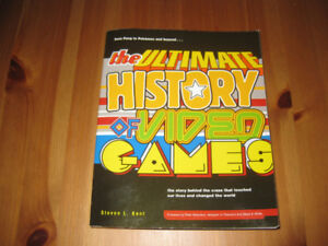 The ultimate History of video games (NEUF)