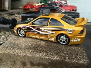 Honda Civic diecast 1/18 die cast