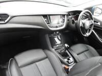 2017 Vauxhall Grandland x 1.6 X Turbo D Elite Nav 5 door Hatchback