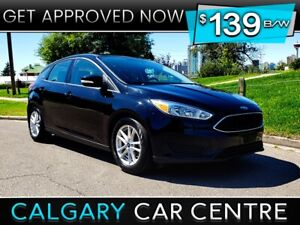2016 Focus SE $139B/W TEXT US FOR EASY FINANCING 587-317-4200