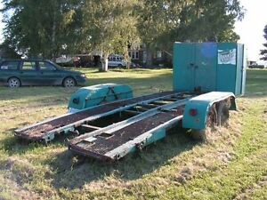 car trailer Sarnia Sarnia Area image 1
