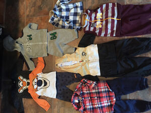 Bag full of Baby BOY clothing 3months-18 months