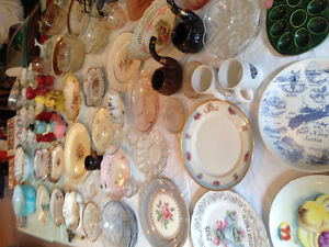 Depression Glass, China Glassware, Cups & Saucers, Pyrex Bowls Stratford Kitchener Area image 3