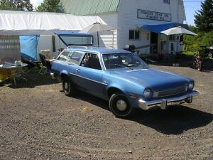 NICE SURVIVOR 1974 Ford Pinto Wagon Reduced to 3800.