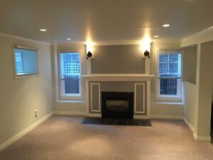 Renovated 1 bedroom basment suite in Ambleside, West Vancouver