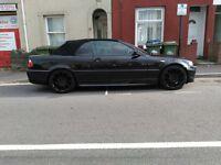 BMW 318 Ci Sport Convertible £2995