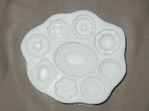 Cake Molds Cameo and Accents Set 4