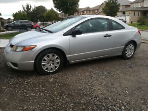2008 Honda civic Automatic 1.8 Winter and Safety LOW KM