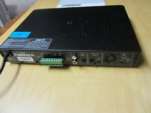 Public Address Amplifier 60W Windsor Region Ontario image 2