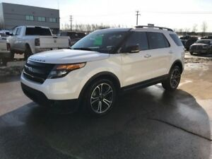 2014 Ford Explorer SPORT ONE OWNER EXCELLENT CONDITION
