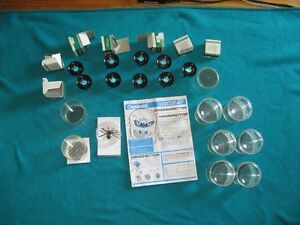 outdoor education tripod magnifiers still in box from Boreal
