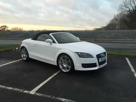 Audi TT Roadster 1.8 Roadster 2009 finance available from £40 per week