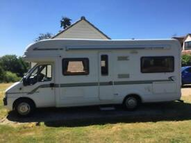 Auto Trail Cheyenne 660, 2005, Sleeps 4, 2 Seat Belts Rear Fixed Bed, Tow Bar,