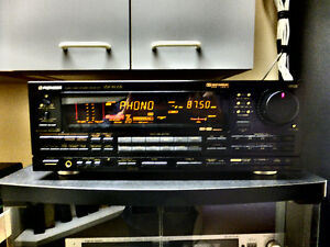 PIONEER VSX 9500S A/V RECEIVER WITH PRO LOGIC