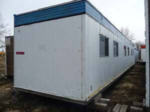 """SIX"" MODULAR TRAILER  30-MAN CAMP COMPLEX - 3800 sq ft Regina Regina Area image 3"
