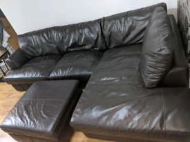 next leather sofa