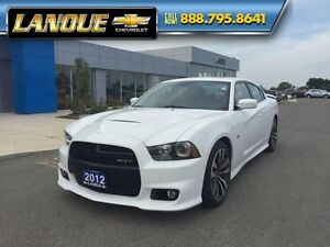2012 Dodge Charger SRT8  ONE OWNER, SHARP/RARE CAR...A MUST SEE!