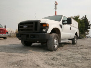 2008 Ford F-350 Super Duty Service Truck