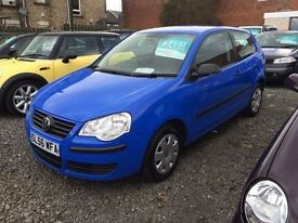 """VOLKSWAGEN POLO 1.2 56 REG """""""""""" THIS CAR IS ONLY £25 A WEEK ON FINANCE """""""""""""""