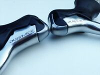 Dura Ace 7800 10spd Shifters and rear derailleur