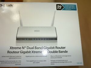 D-Link Router double bande