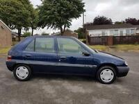 Citroen Saxo 1.1i SX - 5 DOOR - HPI CLEAR - CHEAP LITTLE CAR