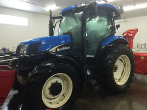NEW HOLLAND TS100A DELUXE à louer!!
