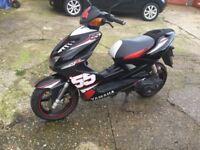 Yamaha ya 50 aerox moped