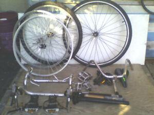 Bike  parts +