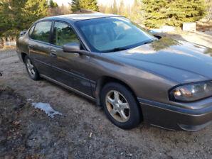 2003 Chevrolet Impala 4dr, LS