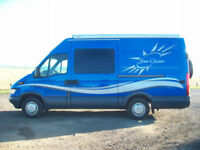 IVECO DAILY 35C15 MWB sunchaser motorhome
