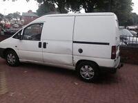 Peugeot expert diesal van for sale