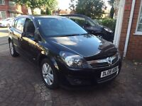 2008 VAUXHALL ASTRA 1.6 SXI HPI CLEAR £1395