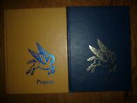 2 Kapuskasing High School Yearbooks