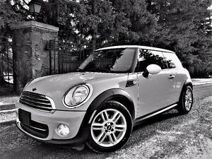 2013 Mini Cooper Automatic Chrome Line Certified Nice $16,995.00