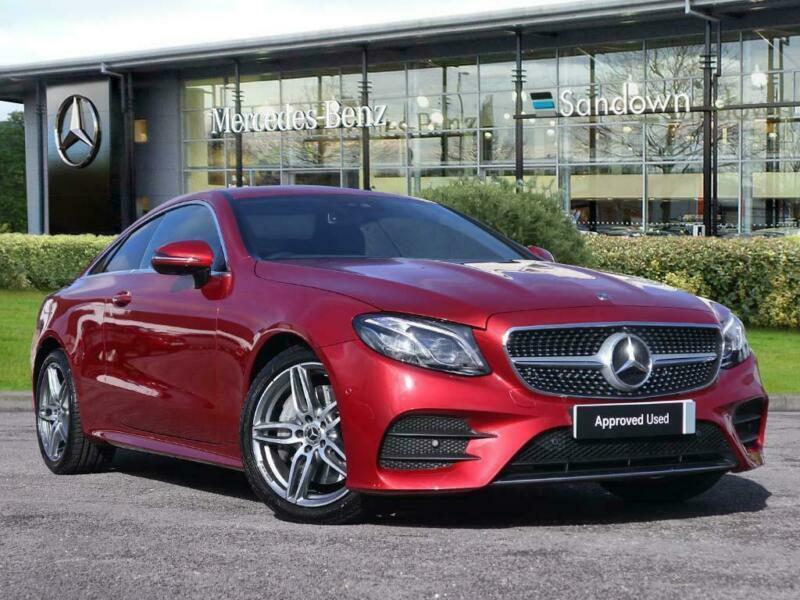 2020 Mercedes-Benz E-CLASS E 350 AMG Line Auto Coupe ...