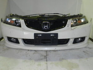 ACURA TSX 2004 2005 2006 2007 2008 FRONT END NOSE CUT CL7 CL9