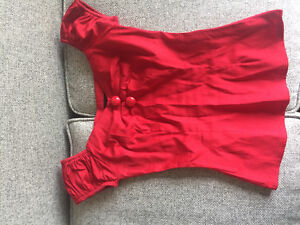 Size 2 clothes for sale brand new/worn once