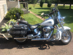 Heritage classic motorcycle for sale