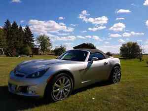 2008 Saturn Sky  (Red Line Edition)