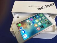 Iphone 6 64 Gig Boxed Voda Network White/Gold
