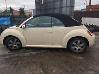 Volkswagen Beetle 1.9TDI 2007 Convertible