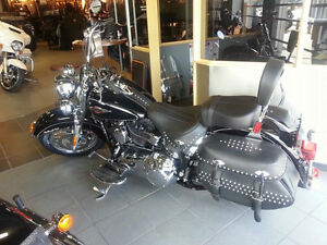 2014 Harley davidson Heritage Softtail Classic Only 700KM