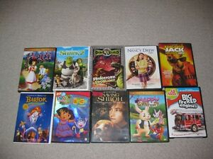 Children's DVD's London Ontario image 1