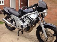 Honda cb1 cb400 nc27 full mot