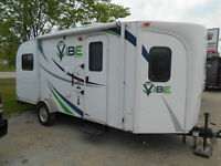2012 Forest River Vibe 6501